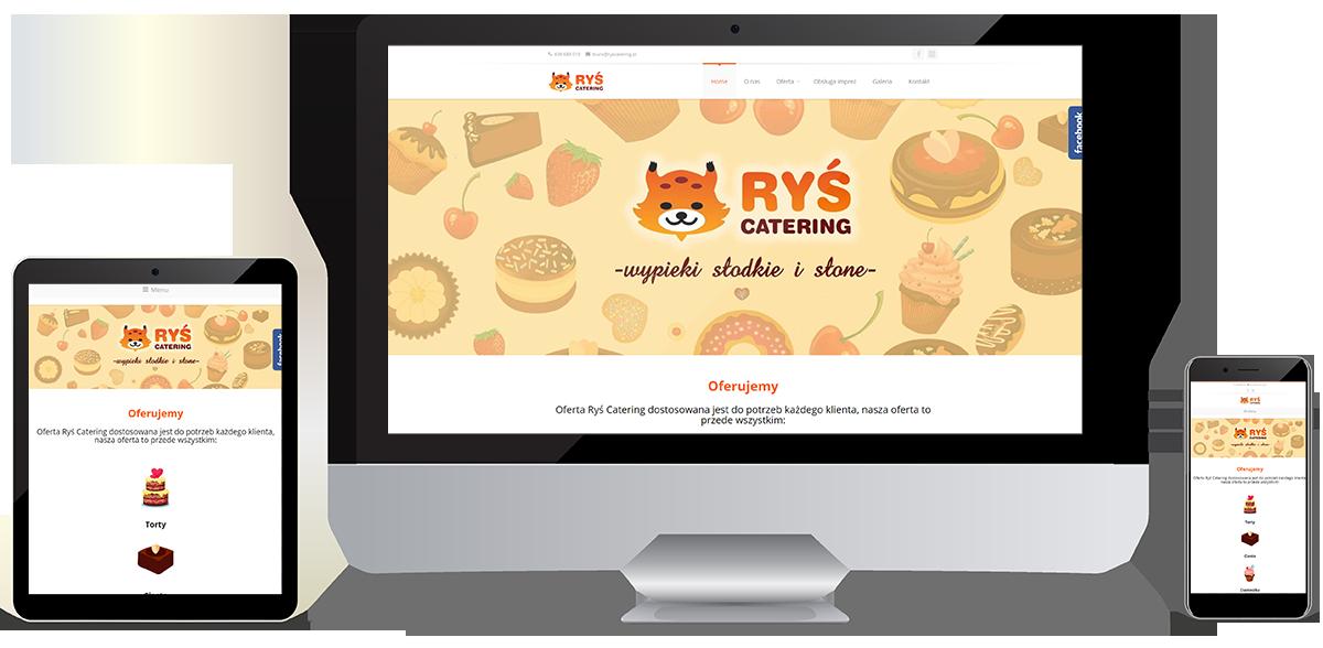 realizacja-strony-rys-catering